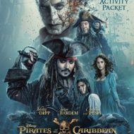 Disney's Pirates of the Caribbean Printable Activity Sheets
