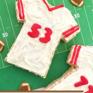 Team Spirit Krispie Treats