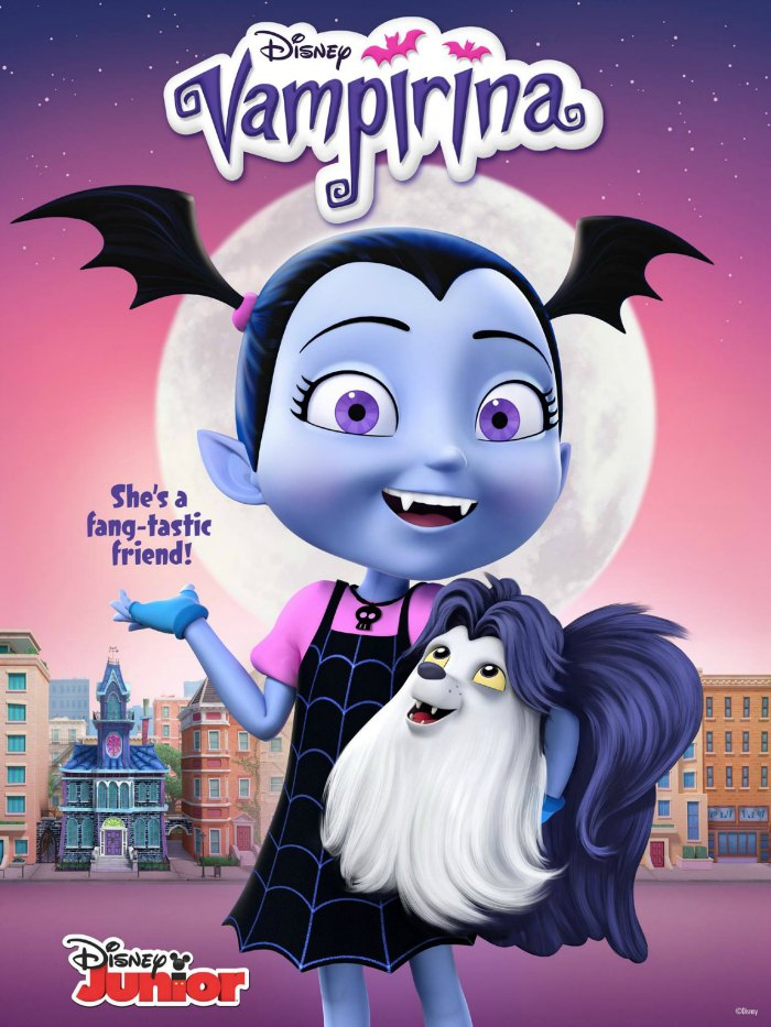 Disney Junior Vampirina