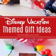Disney Vacation Gift Ideas (+ Disney Gift Card GIVEAWAY)