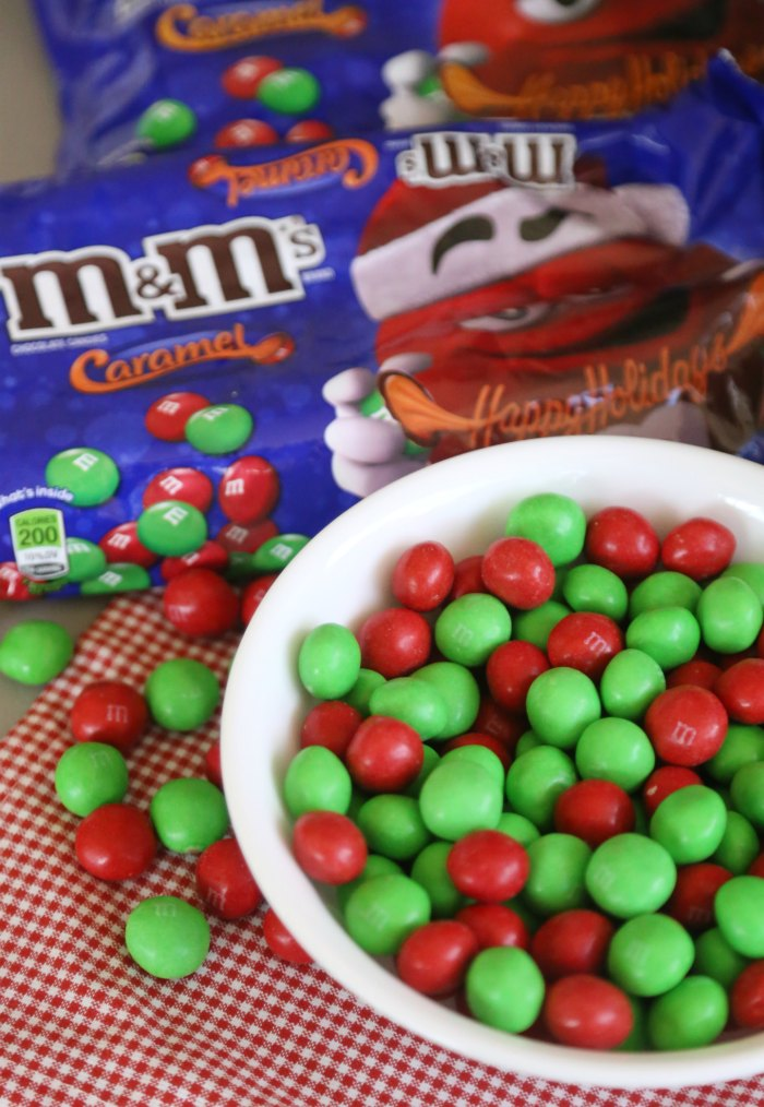 Holiday Caramel M&M'S