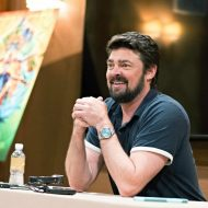 Karl Urban Thor: Ragnarok Interview #ThorRagnarokEvent