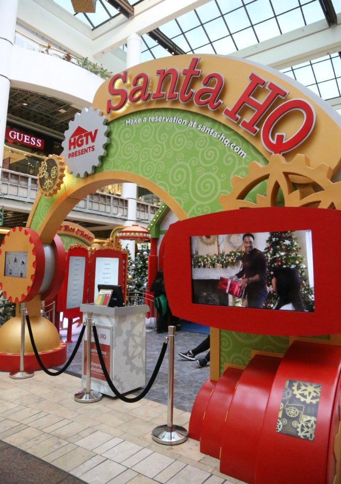 Santa HQ Scottsdale
