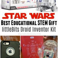 littleBits Droid Inventor Kit Review – Star Wars Educational STEAM Gift Idea!
