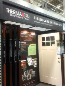 ThermaTru Doors at Lowe's