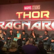 Thor: Ragnarok Press Conference Experience #ThorRagnarokEvent