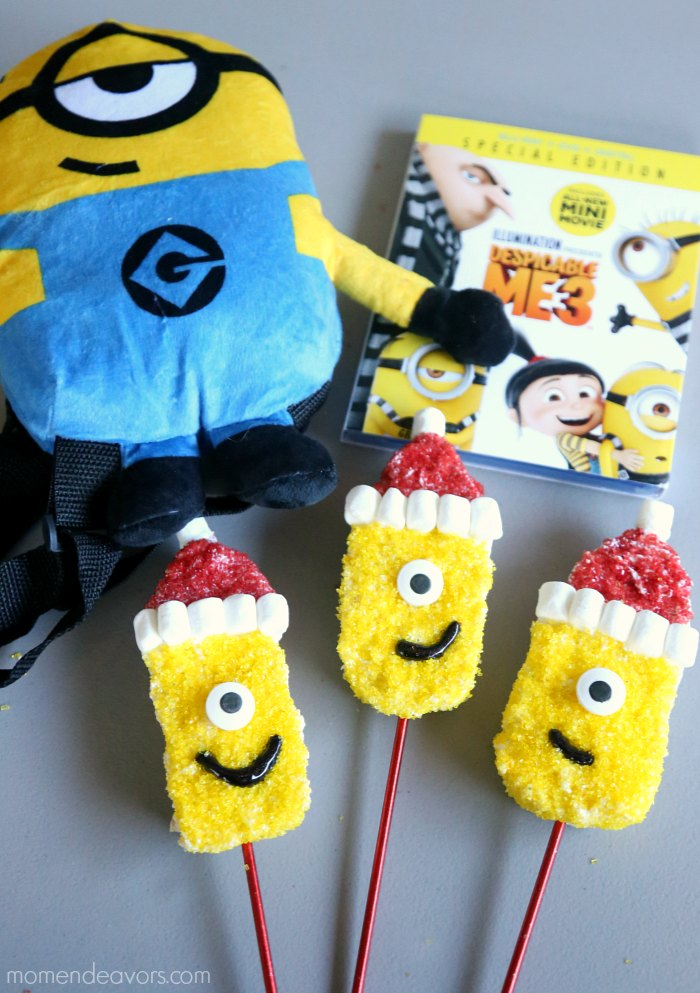 Christmas Minions Treats