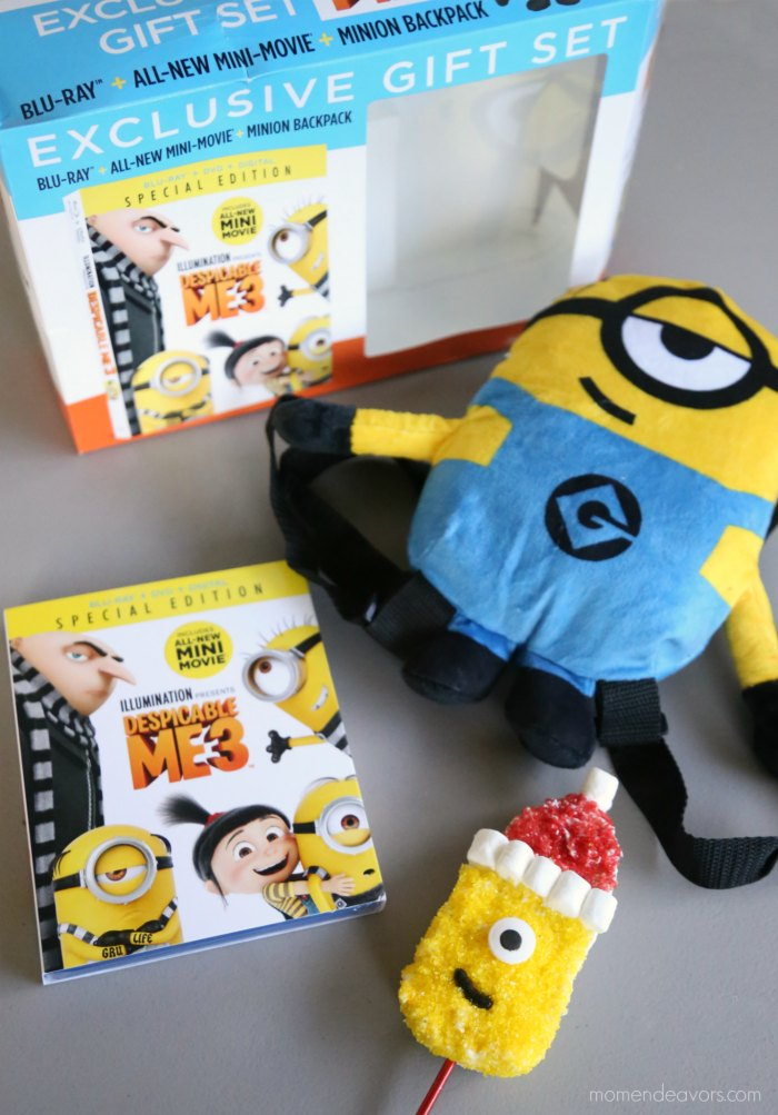 Despicable Me 3 Gift Set