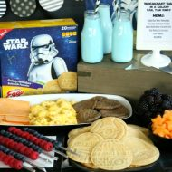 Galactic Pancake Breakfast Bar