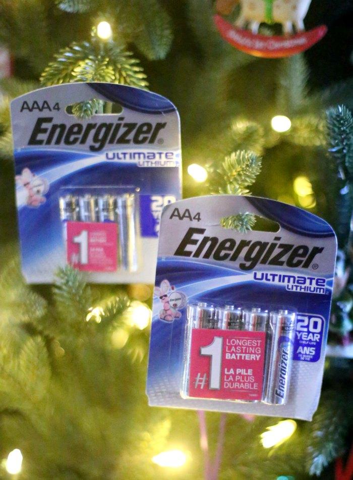Energizer Lithium Batteries