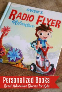 Personalized Adventure Books for Kids
