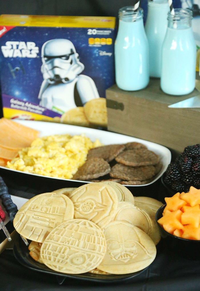 Star Wars Breakfast Party