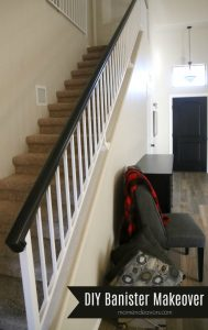 DIY Banister Makeover