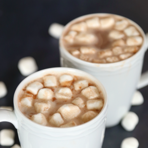 Easiest Hot Chocolate