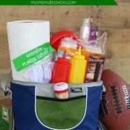 DIY Football Party Kit