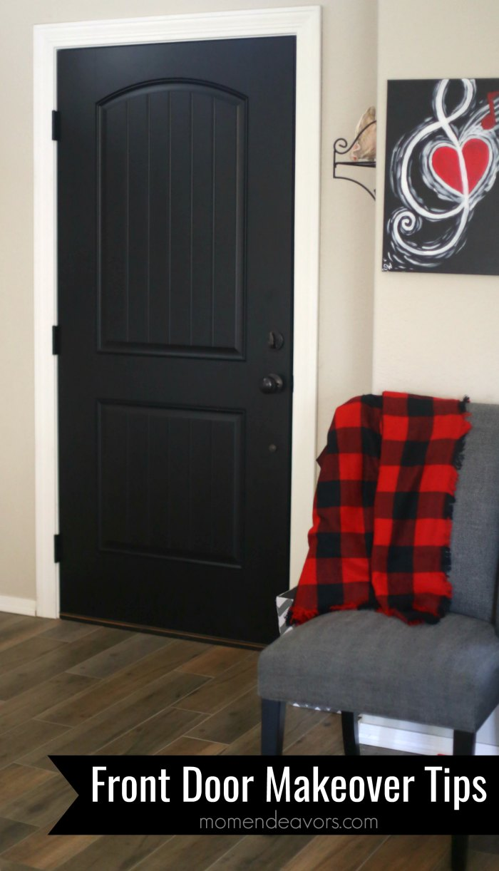 Front Door Makeover Tips