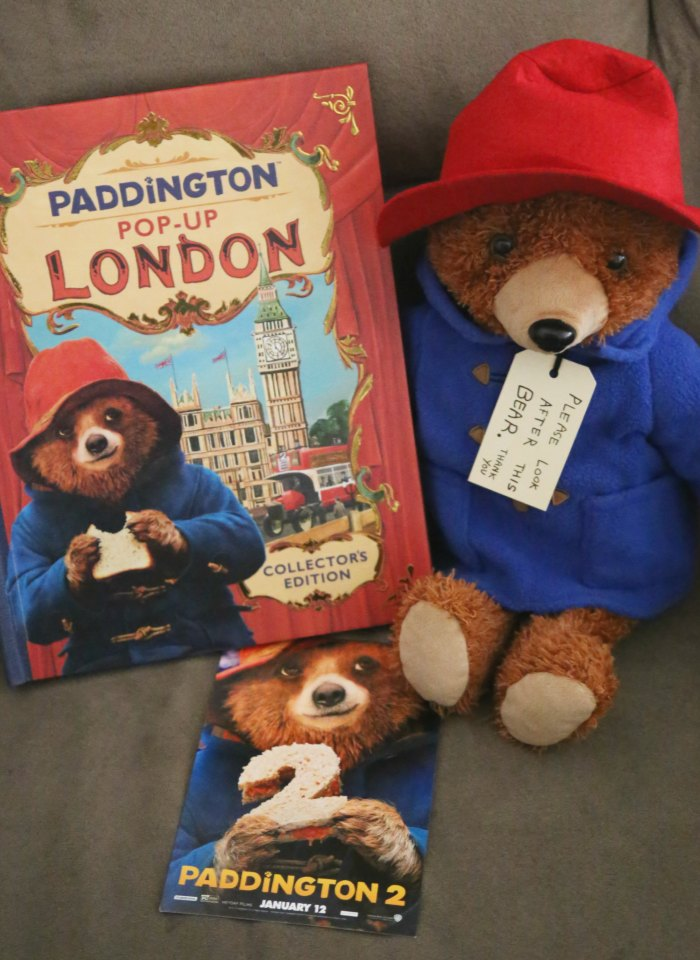 Paddington Prize Pack