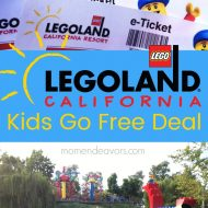 LEGOLAND California Kids Go FREE! +Ticket Giveaway!!!