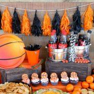 Easy Basketball Party Ideas