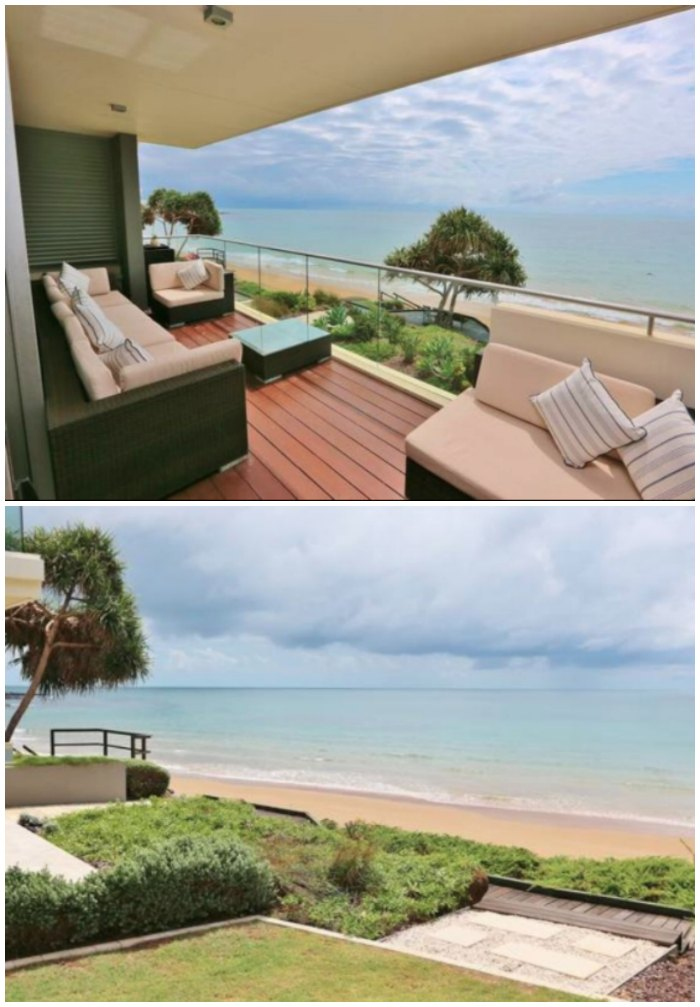 Bundaberg Australia beach house