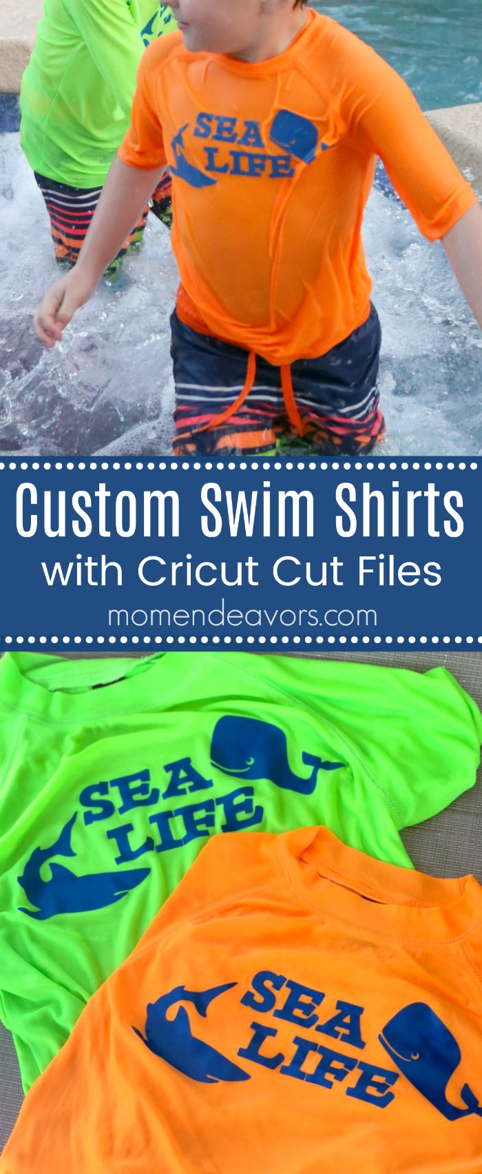 Custom Swim Shirts