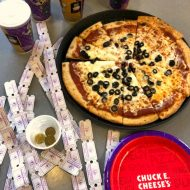 Chuck E. Cheese's More Cheese Rewards