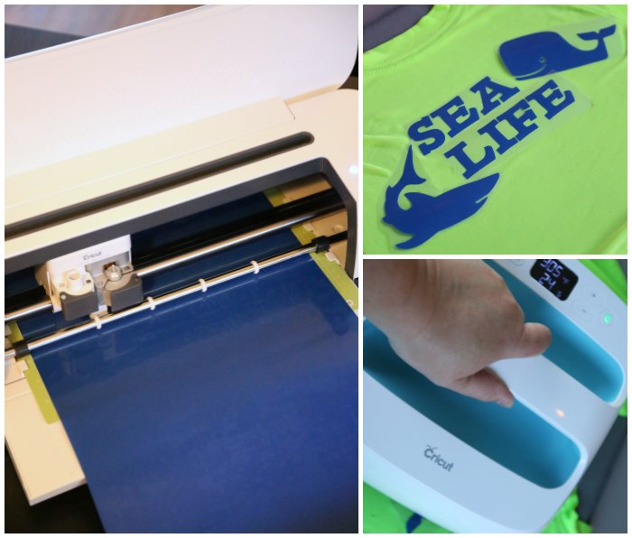 Making Custom Shirts with Cricut