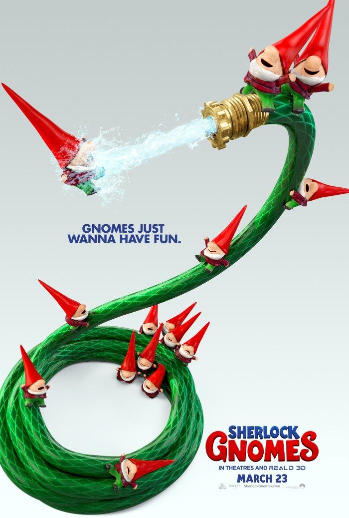 Sherlock Gnomes Goons