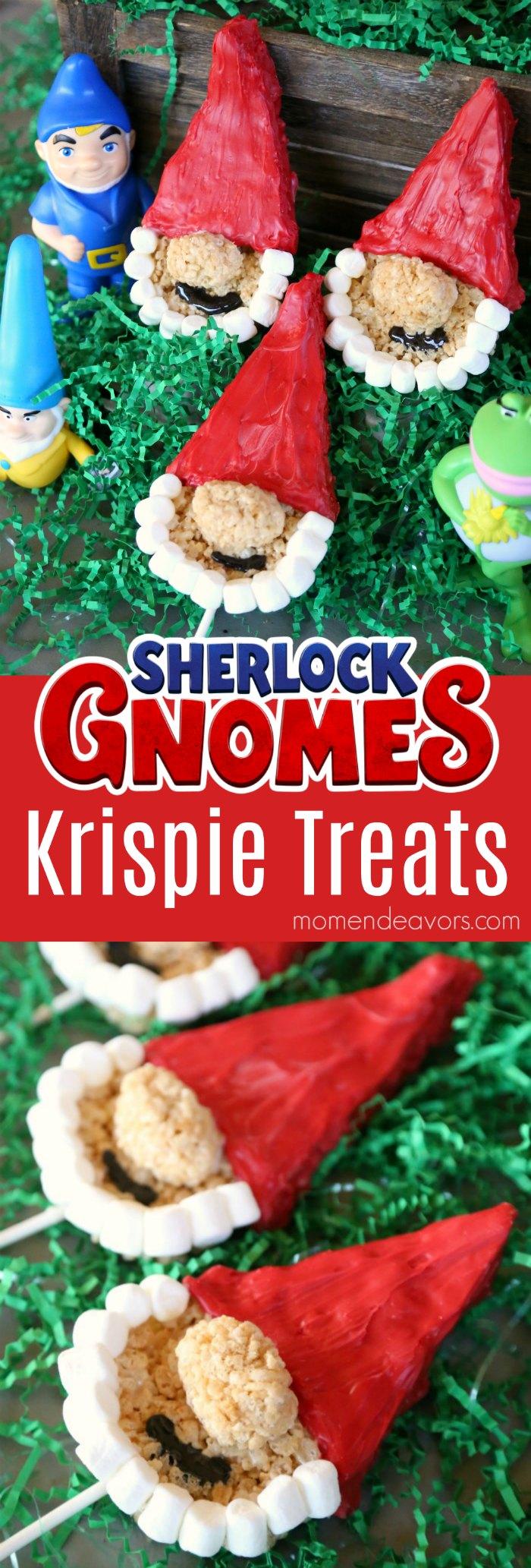 Sherlock Gnomes Recipe