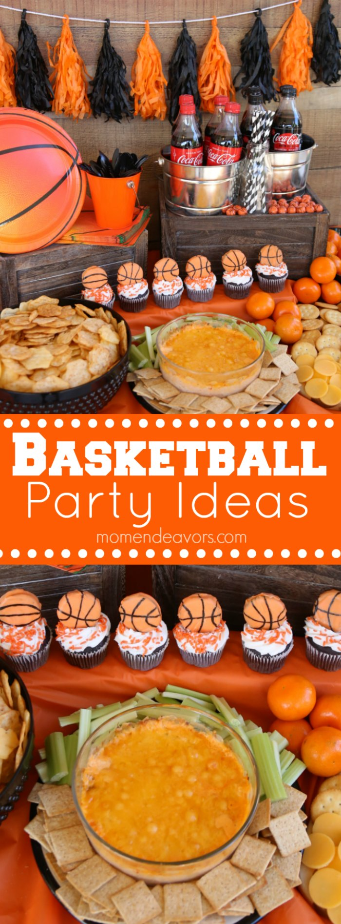 imple Basketball Party Ideas