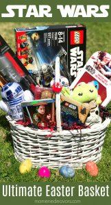 Ultimate Star Wars Easter Basket