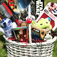 Star Wars Ultimate Easter Basket {Giveaway}