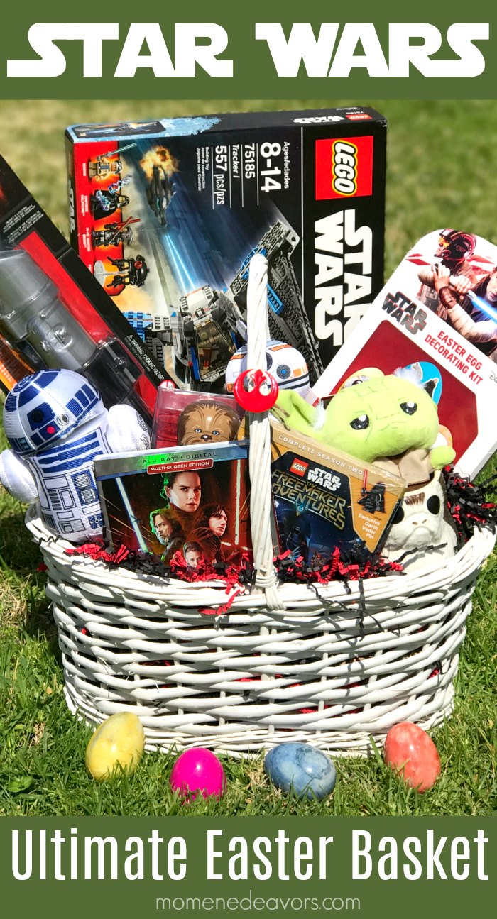 Ultimate Star Wars Easter Basket