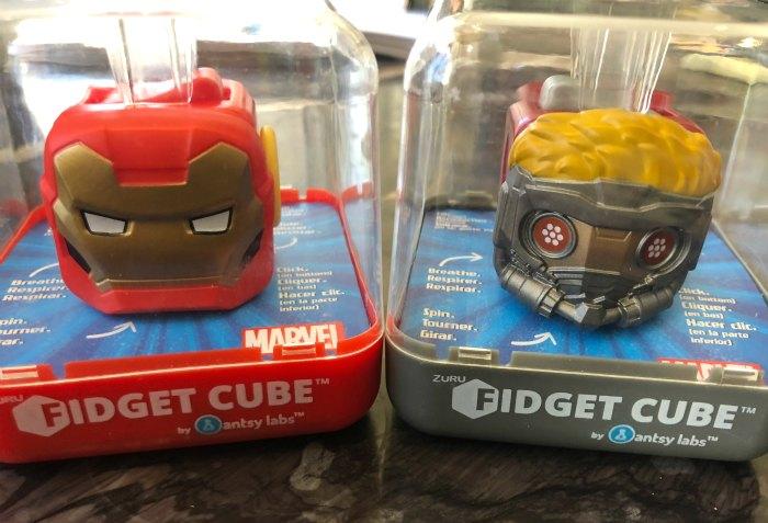 Avengers Fidget Cube