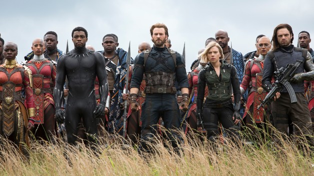 Avengers-Infinity-War-Captain American-Black Panther