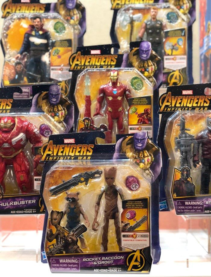 Avengers Infinity War Figures