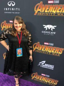 Avengers Infinity War Premiere Experience