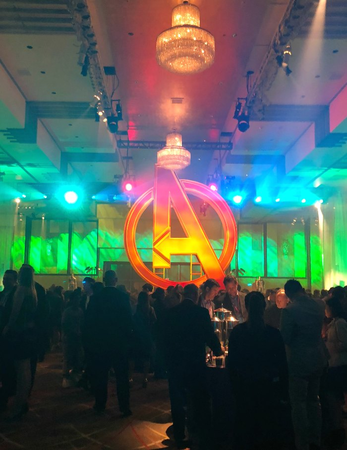 Avengers Premiere After Party