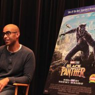 Black Panther BluRay Release Interview with Executive Producer Nate Moore