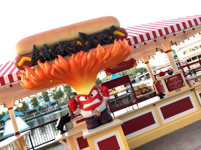 Angry Dogs Disneyland