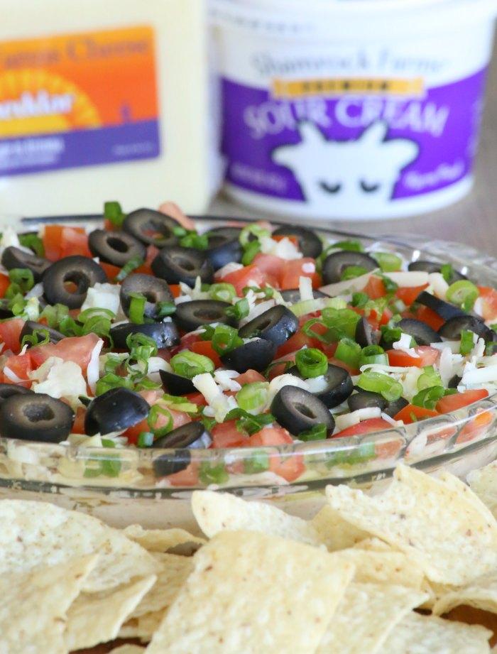 Delicious Taco Dip