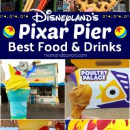 The BEST Disneyland Pixar Pier Food