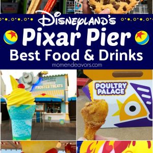 Disneyland Pixar Pier Best Food