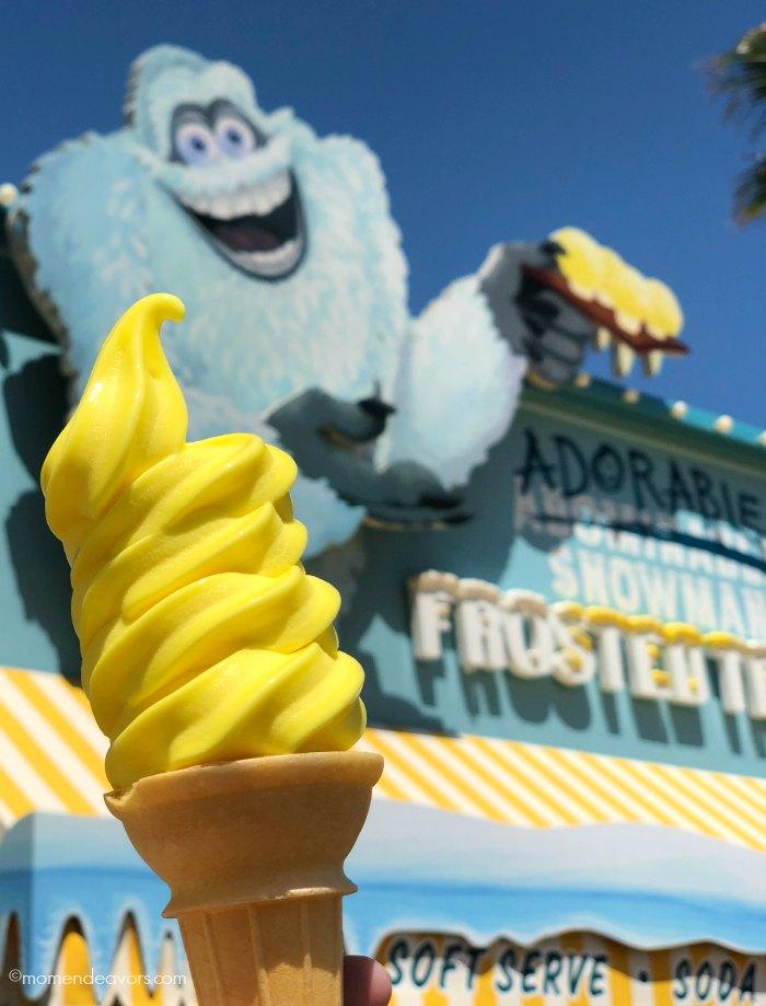 Lemon Whip at Disneyland
