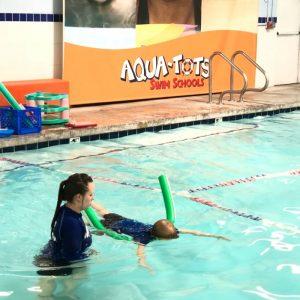 Aqua-Tots Swimming Lessons