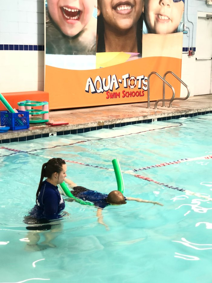 Aqua-Tots Swimming Lessons
