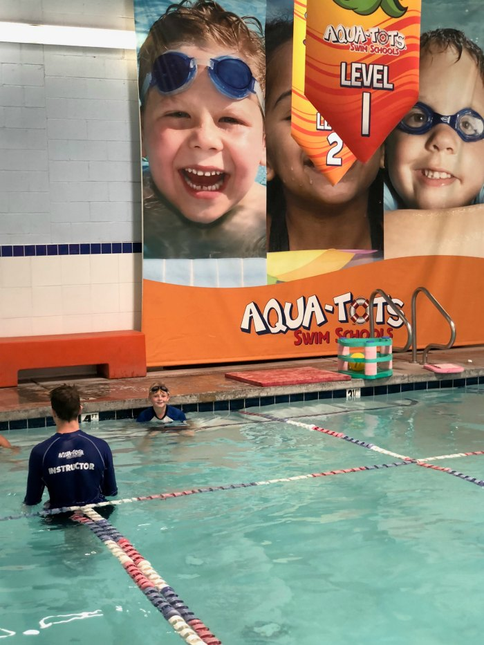 Kid Swimming Lessons