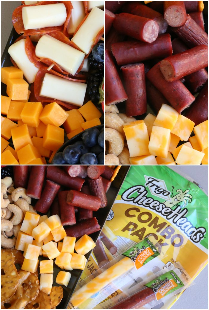 Easy Snack Platter Ingredients