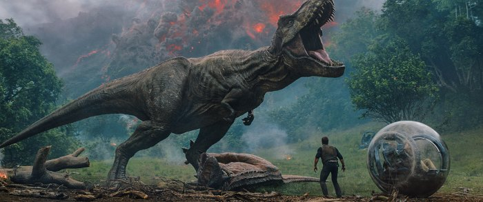 Jurassic World Trex