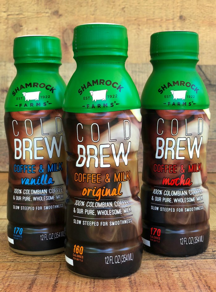 Shamrock Farms Cold Brew Coffee To Go